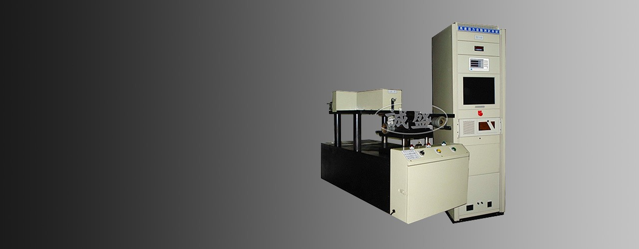 Vortex-type motor torque test bench